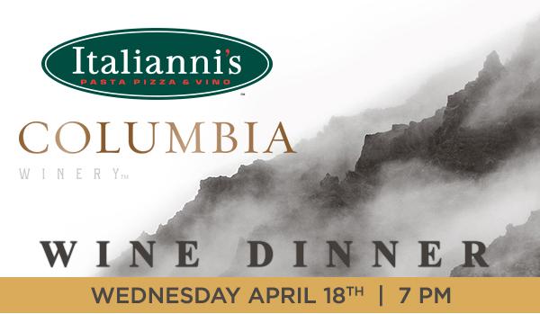 Italianni's Restaurant  See image for full details